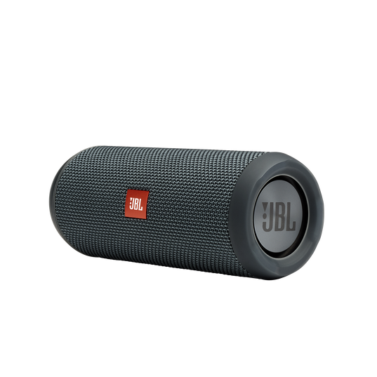 JBL Flip Essential - Gun Metal - Portable Bluetooth® speaker - Left