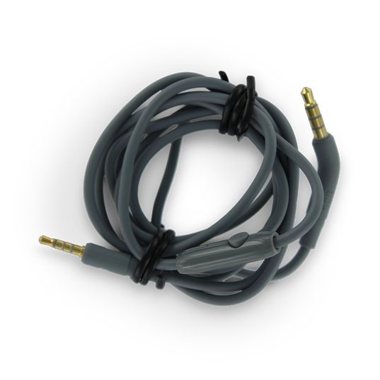 Cable with remote for V750NXT - Silver - Audio cable - Hero