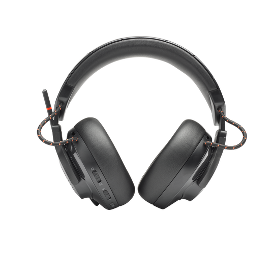 JBL Quantum 600 - Black - Wireless over-ear performance gaming headset with surround sound and game-chat balance dial - Detailshot 5