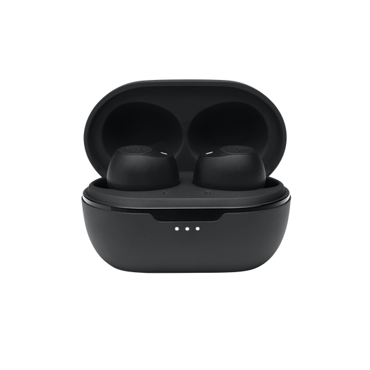 JBL Tune 115TWS - Black - True wireless earbuds - Detailshot 2