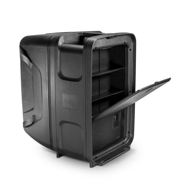 """JBL EON208P - Black - Portable 8"""" 2-Way PA with Powered 8-Channel Mixer and Bluetooth® - Detailshot 5"""