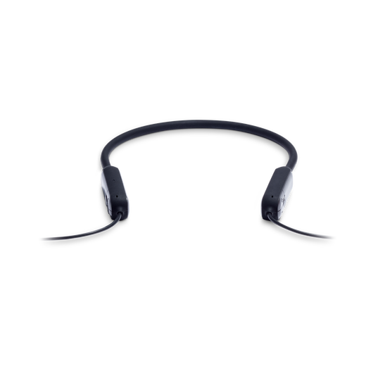 JBL EVEREST™ ELITE 150NC - Gun Metal - Wireless In-Ear NC headphones - Detailshot 5