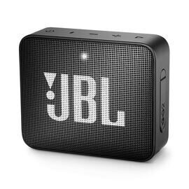 JBL GO 2 - Midnight Black - Portable Bluetooth speaker - Hero