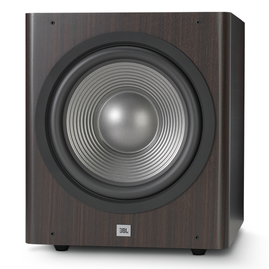 "Studio SUB 260P - Brown - 12"" Powered Subwoofer - Hero"