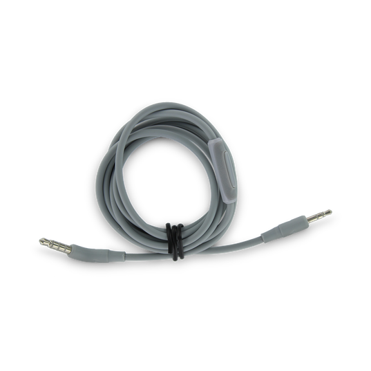 JBL Audio cable for Duet/E65BT - Grey - Audio cable 120 cm - Hero