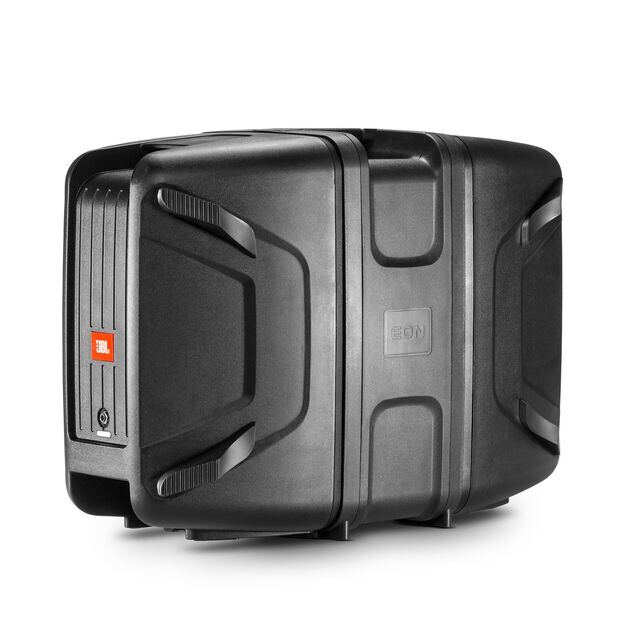 """JBL EON208P - Black - Portable 8"""" 2-Way PA with Powered 8-Channel Mixer and Bluetooth® - Detailshot 2"""