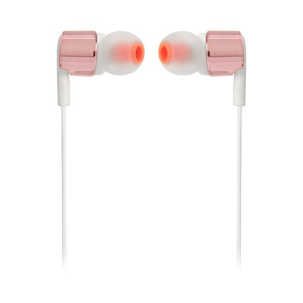 JBL TUNE 210 - Rose Gold - In-ear headphones - Front