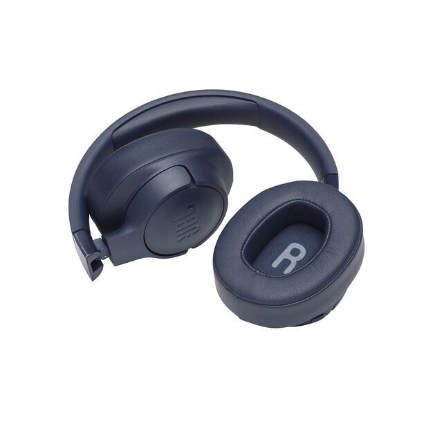 JBL TUNE 700BT - Blue - Wireless Over-Ear Headphones - Detailshot 2