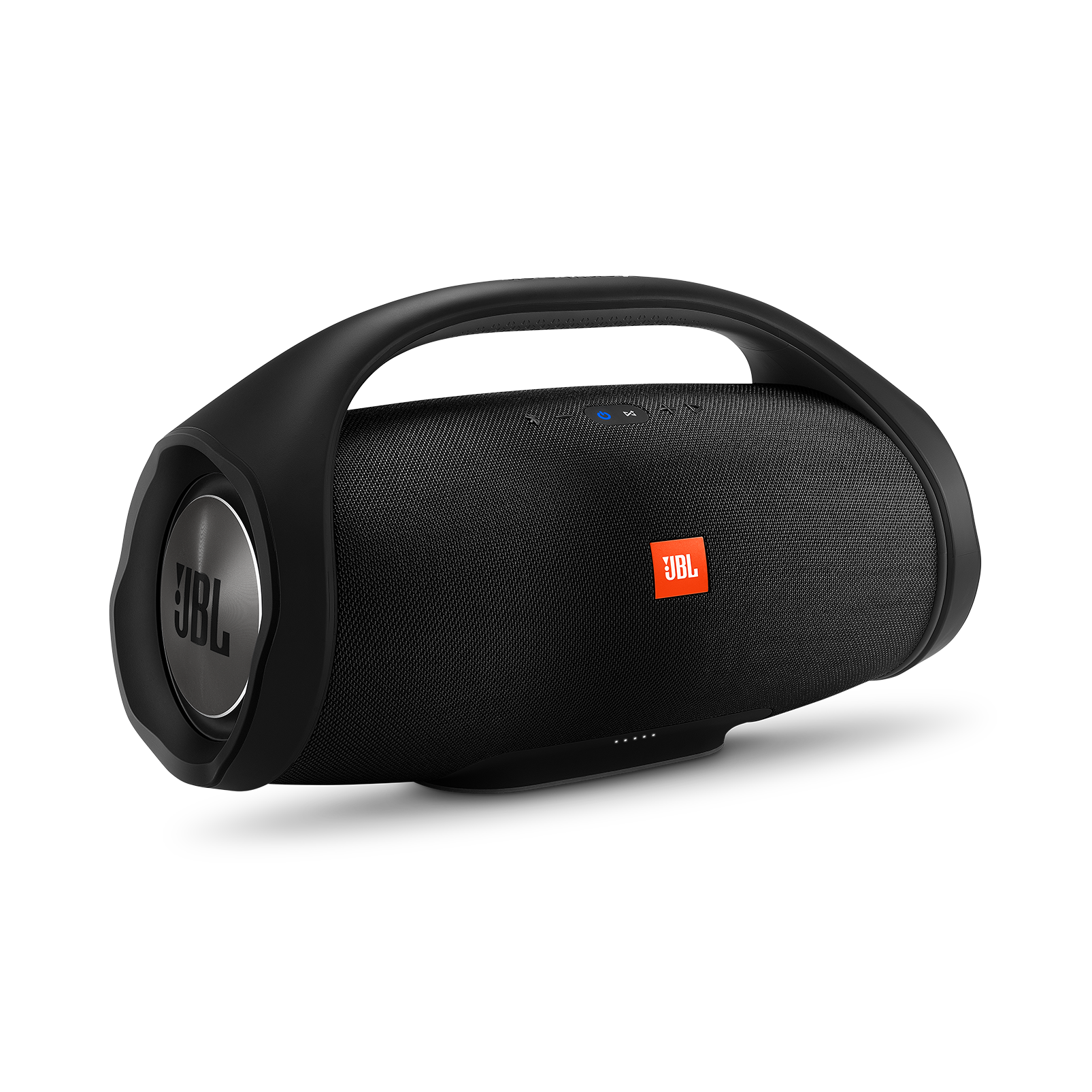 jbl boombox draagbare bluetooth luidspreker. Black Bedroom Furniture Sets. Home Design Ideas