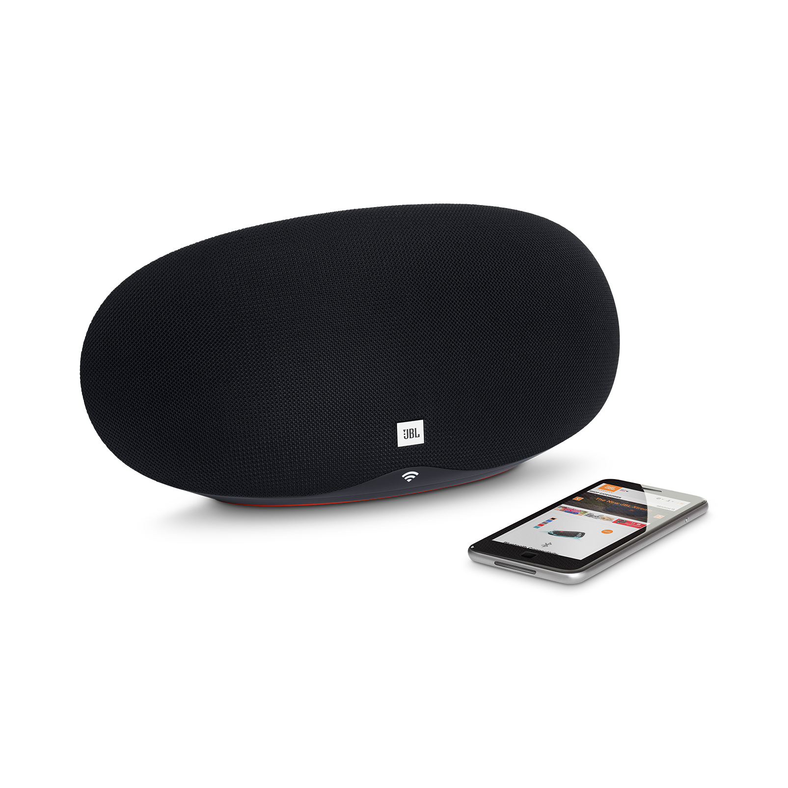 JBL Playlist | Draadloze luidspreker met ingebouwde Chromecast ...